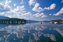Grande sosta di Teton fotografie stock libere da diritti