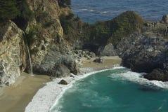 Grande spiaggia di Sur Fotografia Stock Libera da Diritti
