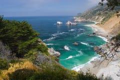 Grande spiaggia di Sur Immagini Stock Libere da Diritti
