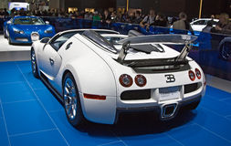 Grande sport di Bugatti Fotografia Stock