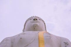 Grande statua di Buddha Fotografia Stock