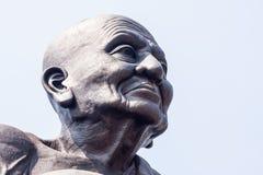 Grande statue de Bouddha photographie stock libre de droits