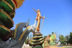 Grande statue de Bouddha photo stock