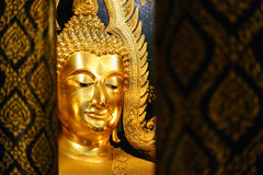 Grande statue de Bouddha Image libre de droits