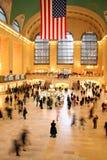 Grande stazione centrale Fotografie Stock
