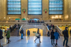 Grande stazione centrale a New York Immagine Stock