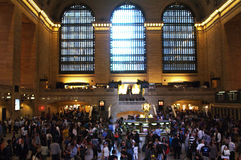 Grande stazione centrale, New York City Immagine Stock Libera da Diritti