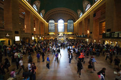 Grande stazione centrale, New York City fotografia stock