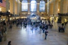 Grande stazione centrale NYC Fotografia Stock
