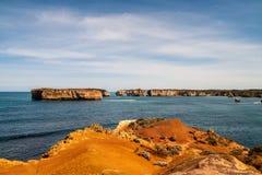 Grande strada dell'oceano fotografie stock libere da diritti