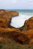 Grande strada dell'oceano, Australia Fotografia Stock