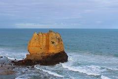 Grande strada dell'oceano, Australia Fotografie Stock