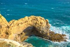 Grande strada dell'oceano: L'arco Immagine Stock