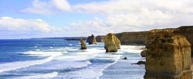 Grande strada dell'oceano, porto Campbell National Park, Victoria, Australia Fotografia Stock