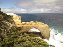 Grande strada dell'oceano, porto Campbell National Park, Victoria, Australia Immagine Stock
