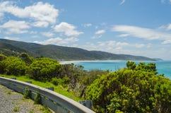 Grande strada dell'oceano, Victoria, Australia immagini stock libere da diritti