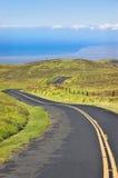 Grande strada della sella anticlinale dell'isola Immagine Stock Libera da Diritti