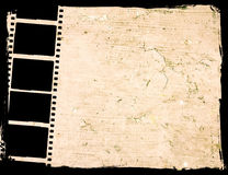 Grande striscia di pellicola Fotografia Stock
