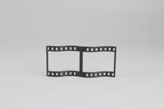 grande striscia di pellicola per le strutture e la struttura Fotografia Stock