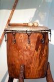 Grande tamburo Fotografia Stock