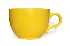 Grande tazza solare Immagine Stock