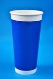 Grande tazza vuota Fotografie Stock Libere da Diritti