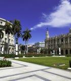 Grande teatro di Avana/Gran Teatro de La Habana Alicia Alonso - Paseo del Prado, Avana, Cuba Immagine Stock