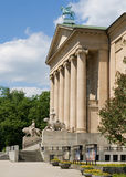 Grande teatro, Poznan Imagem de Stock Royalty Free