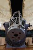 Grande telescópio ótico foto de stock royalty free