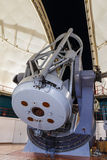 Grande telescópio ótico fotografia de stock royalty free