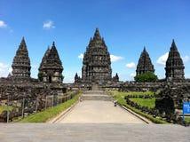 Grande tempio cinque Immagine Stock Libera da Diritti