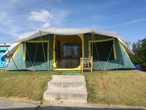 Grande tente Image stock