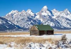 Grande Teton fotografie stock