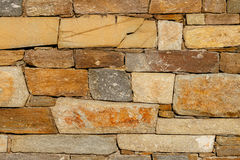 Grande texture de mur en pierre Photo stock