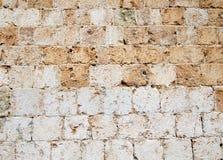 Grande texture du mur en pierre Photo stock