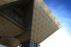 Grande torre di vista di Tokyo Fotografia Stock Libera da Diritti