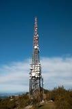 Grande torretta della televisione Fotografia Stock