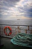 Grande traghetto del Manan Immagine Stock