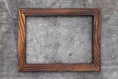 Grande trame en bois Image stock