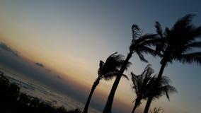 Grande tramonto Immagini Stock Libere da Diritti