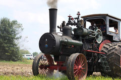 Grande trattore agricolo Fotografie Stock Libere da Diritti