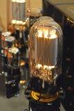 Grande tubo do estilo para amplificadores imagens de stock royalty free