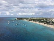 Grande Turk Island nelle Isole Turks e Caicos Fotografie Stock Libere da Diritti