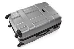 Grande valise grise photos libres de droits