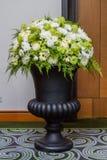 Grande vaso del fiore Fotografia Stock