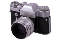 Grande vecchia macchina fotografica Immagine Stock Libera da Diritti