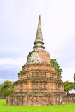 Grande vecchio pagoda Fotografia Stock Libera da Diritti
