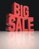 Grande vendita Immagini Stock Libere da Diritti