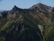 Grande viagem a Kamchatka Lugares misteriosos Foto de Stock