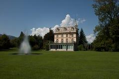 Grande villa Photos stock